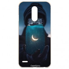 Capa para LG K4 2017 Case2you - Moon Universe