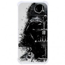 Capa para LG Q7 Case2you - Antishock Darth Vader