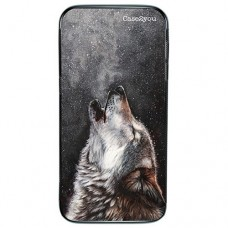 Capa para LG K4 Case2you - Fumê Wolf