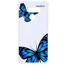 Capa para LG K50s Case2you - Antishock Butterfly
