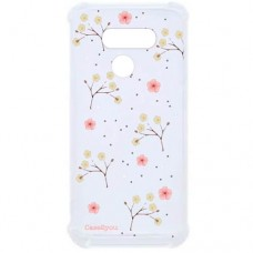 Capa para LG K51s Case2you - Antishock Flor do Campo