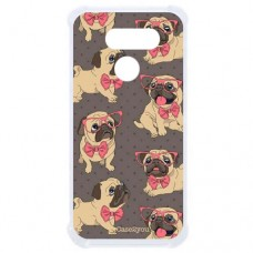 Capa para LG K50s Case2you - Antishock Pug Fofa