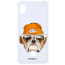 Capa para LG K8 Plus Case2you - Antishock Bulldog