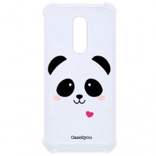 Capa para LG K9 e K8 2018 Case2you - Antishock Face Panda