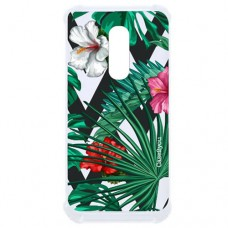 Capa para LG K9 e K8 2018 Case2you - Antishock Flowers