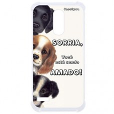 Capa para LG K9 e K8 2018 Case2you - Antishock Sorria
