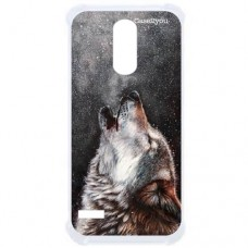 Capa para LG K9 e K8 2018 Case2you - Antishock Wolf