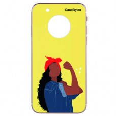 Capa para Motorola Moto G5 Plus Case2you - Girl Power