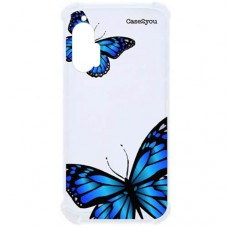 Capa para Motorola Moto Edge Plus Case2you - Antishock Butterfly