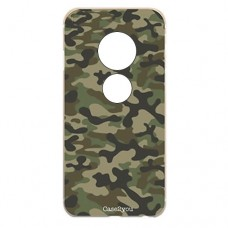 Capa para Motorola Moto E5 Plus Case2you - Camuflada