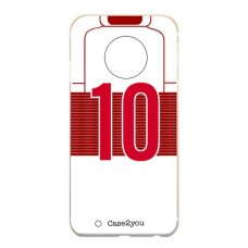 Capa para Motorola Moto G6 Case2you - Colorado Número 10