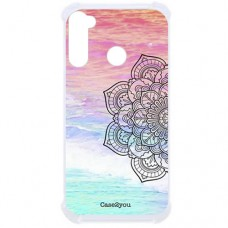 Capa para Motorola Moto G8 Power Case2you - Antishock Beach Mandala