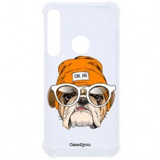 Capa para Motorola Moto G8 Play e Moto One Macro Case2you - Antishock Bulldog