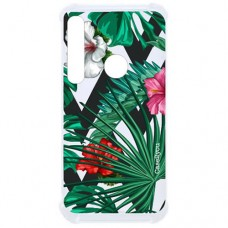 Capa para Motorola Moto G8 Play e Moto One Macro Case2you - Antishock Flowers