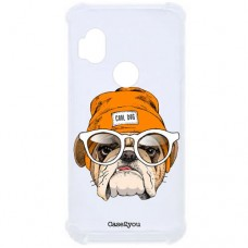 Capa para Motorola Moto One Hyper Case2you - Antishock Bulldog