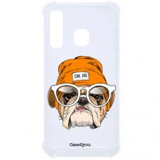 Capa para Samsung Galaxy A20 e A30 Case2you - Antishock Bulldog