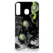 Capa para Samsung Galaxy A20s Case2you - Antishock Gamer X