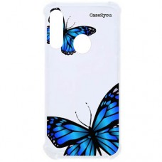 Capa para Motorola Moto G8 Play e Moto One Macro Case2you - Antishock Butterfly