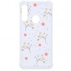 Capa para Motorola Moto G8 Play e Moto One Macro Case2you - Antishock Flor do Campo