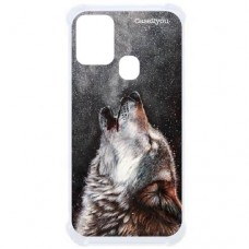 Capa para Samsung Galaxy M21 e M31 Case2you - Antishock Wolf