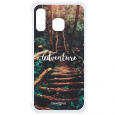 Capa para Samsung Galaxy A40 Case2you - Adventure Antishock