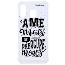 Capa para Samsung Galaxy A40 Case2you - Ame Mais Antishock