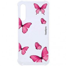 Capa para Samsung Galaxy A2 Core Case2you - Antishock Butterfly Pink