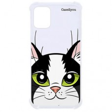 Capa para iPhone 12 e 12 Pro Case2you - Antishock Gatinho