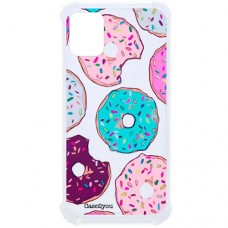 Capa para Samsung Galaxy A71 Case2you - Antishock Rosquinhas