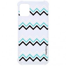 Capa para Samsung Galaxy A71 Case2you - Antishock Zig-Zag