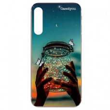 Capa para Samsung Galaxy A7 2018 Case2you - Cup Butterfly