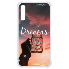 Capa para Samsung Galaxy A7 2018 Case2you - Dreams Antishock