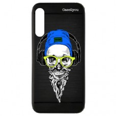 Capa para Samsung Galaxy A7 2018 Case2you - Escovada Preta Its Cool