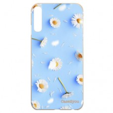 Capa para Samsung Galaxy A7 2018 Case2you - Margaridas