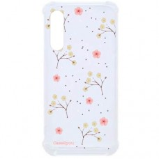 Capa para Samsung Galaxy A70s Case2you - Antishock Flor do Campo