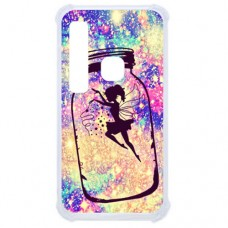 Capa para Samsung Galaxy A9 2018 Case2you - Fairy Colorful Antishock