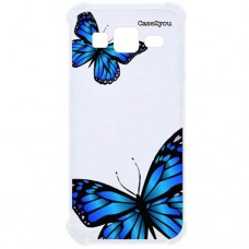Capa para Grand Duos Prime G530 e J2 Prime Case2you - Antishock Butterfly