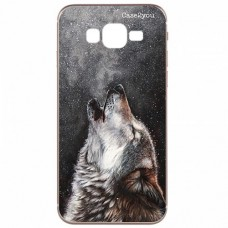 Capa para Grand Duos Prime G530 e J2 Prime Case2you - Wolf