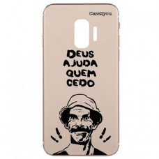 Capa para Samsung Galaxy J2 Pro 2018 Case2you - Seu Madruga