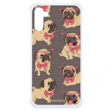 Capa para Samsung Galaxy Note 10 Case2you - Antishock Pug Fofa
