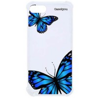 Capa para iPhone 7 e 8 Plus Case2you - Antishock Butterfly