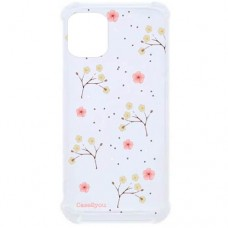 Capa para iPhone 11 Case2you - Antishock Flor do Campo