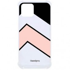 Capa para iPhone 11 Case2you - Antishock Listras