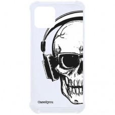 Capa para iPhone 11 Case2you - Antishock Skull Phone