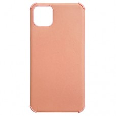 Capa para iPhone 11 Pro - Antishock Leather Rosa