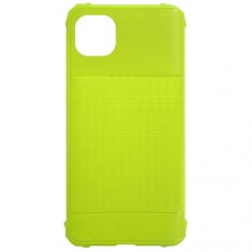 Capa para iPhone 11 Pro Max - Emborrachada Color Force Verde