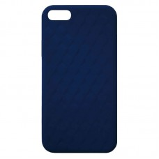 Capa para iPhone 6 - Case Silicone Padrão Apple 3D Midnight Blue