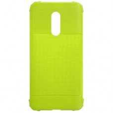 Capa para LG K12 Plus - Emborrachada Color Force Verde