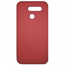 Capa para LG K50s - Emborrachada Top Frosted Coral