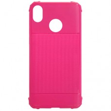 Capa para Motorola Moto E6 - Emborrachada Color Force Pink